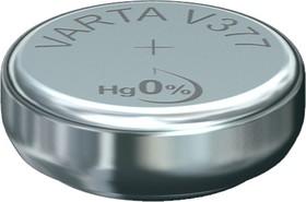 Фото 1/2 377(V377/SR66), Элемент питания оксид серебра 1.55В