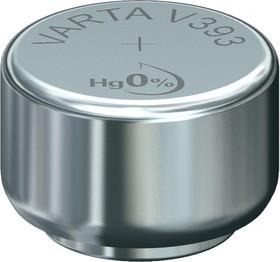 393 (V393/SR48), Элемент питания оксид серебра 1.55В