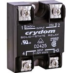 Фото 2/2 D4875, Solid State Relay 2mA 32V DC-IN 75A 530V AC-OUT 4-Pin