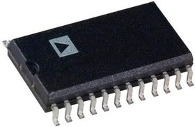 AD7892ARZ-3, 1-Channel Single ADC SAR 600ksps 12-bit Parallel/Serial 24-Pin SOIC W Tube