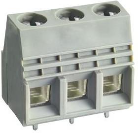 MC000232, Клеммная колодка типа провод к плате, 10.16 мм, 2 вывод(-ов), 26 AWG, 6 AWG, Винт