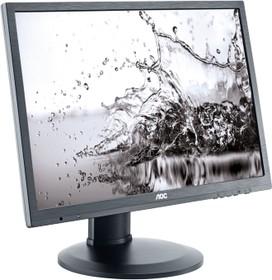 e2460Pda, Монитор LCD 24'' (16:9) 1920х1080 TN, nonGLARE, 250cd/m2, H170°/V160°, 20М:1, 5ms, VGA, DVI, Height