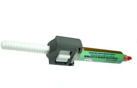 Ручной дозатор для флюса, паяльной пасты 10 мл (пластик PETG) 1 шт