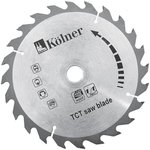 Пильный диск KOLNER KSD 210/30/24 макс.число оборотов 7600об/мин