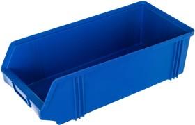 Фото 1/2 Ящик пластиковый серии 7000 500x230x150, цвет синий. SAS-7964000623