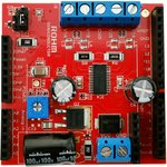 ROHM-STEPMO_EVK_201, Evaluation Kit, BD63510AEFV Stepper Motor Driver ...