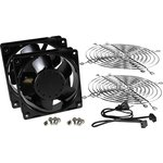AVFK2AC120, AUDIO/VISUAL CABINET FAN KIT, 116CFM