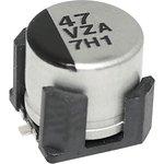 Фото 2/2 EEHZC1K330P, (К53-74) полимерный конденсатор SMD 33мкФ, 80В разм.10x10.2
