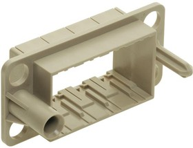9140161701, Connector Accessories Docking Frame Straight Polycarbonate Han-Modular®