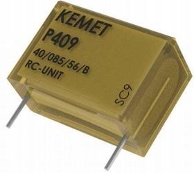P409CP104M275AH331, Конденсатор бумажный, Х2, 100нФ, 275ВAC, 20,3мм, ±20%, THT, 630ВDC