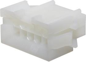 15-06-0105, Корпус разъема, Mini-Fit BMI 42475 Series, Штекер, 10 вывод(-ов), 4.2 мм