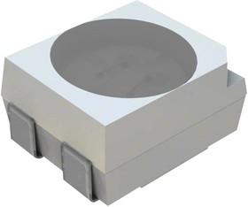 5988B80107F, Светодиод, Зеленый, SMD (Поверхностный Монтаж), PLCC-2, 20 мА, 2.8 В, 525 нм