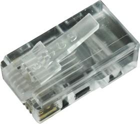 937-SP-3088R, Модульный разъем, RJ45 Plug, 1 x 1 Port, 8P8C, Монтаж на Кабель