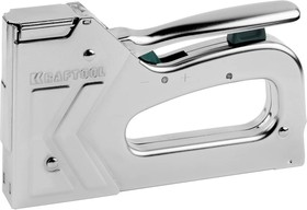 "3185, Степлер для скоб ""K7-G"" 3-в-1: тип 140 (6-16 мм) / 300 (16 мм) / 500 (16 мм), KRAFTOOL, 3185"