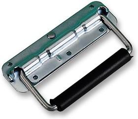 """L098BK, Ручка, с пружиной, 3.15 """", 85 мм, 5.51 """", 140 мм"""