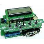 Фото 2/2 NM8036, Обучаемый модуль управления теплом и временем (микроконтроллер) - набор для пайки