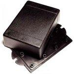 BOX-KA11 черный, Корпус пластиковый черный 90х65х30 мм с ...