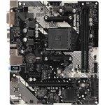 Материнская плата Asrock AB350M-HDV R4.0 Soc-AM4 AMD B350 ...