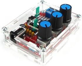 NS046box, Генератор импульсов до 1 МГц - набор радиолюбителя для сборки, Мастер Кит | купить в розницу и оптом