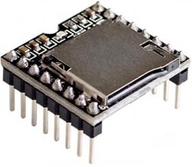 MP112SD, Встраиваемый MP3 плеер для microSD карт | купить в розницу и оптом