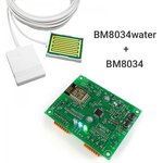 BM8034 + BM8034water, Устройство для сбора и передачи данных + Датчик протечки ...