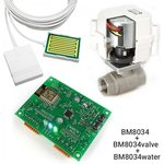 BM8034 + BM8034valve + BM8034water, Устройство для сбора и передачи данных + ...