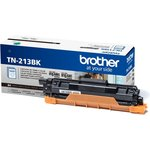 Картридж лазерный Brother TN213BK черный (1400стр.) для ...