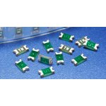 Фото 2/2 046801.5NR, Fuse Chip Slow Blow Acting 1.5A 63V SMD Solder Pad 1206 Epoxy T/R CSA