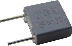 BFC237051222, DC Пленочный Конденсатор, 2200 пФ, 400 В, Metallized PET, ± 10%, Серия MKT370
