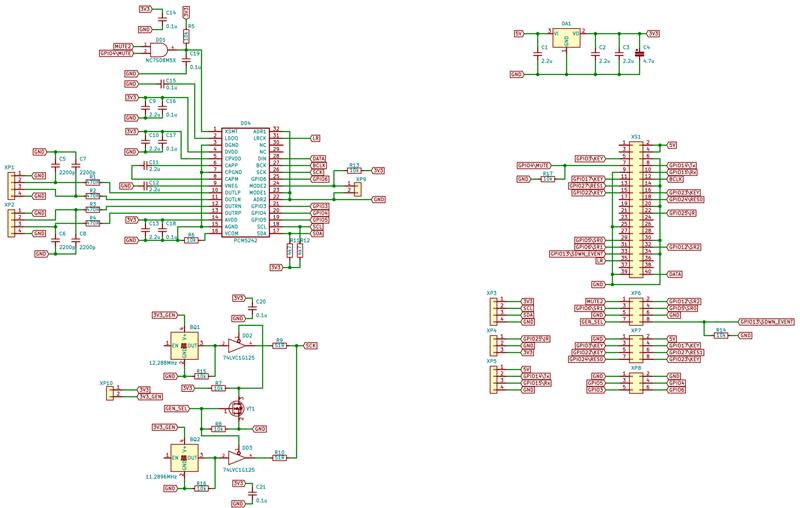 Схема PCM5242