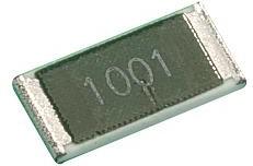 RC0603FR-7W2R2L, SMD чип резистор, толстопленочный, 0603 [1608 Метрический], 2.2 Ом, Серия RC, 75 В, Толстая Пленка