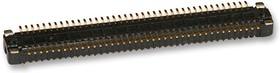 55201-0878, Составной разъем платы, высота 2мм, Серия SlimStack, 80 контакт(-ов), Штыревой Разъем, 0.5 мм