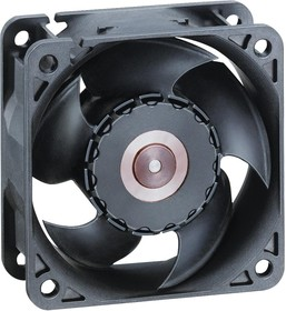 622N, Вентилятор 60 X 60 X 25.4mm 12В