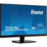 Фото 8/9 XU2792HSU-B1, Монитор жидкокристаллический Iiyama Монитор LCD 27'' [16:9] 1920х1080(FHD) IPS, nonGLARE, 250cd/m2,