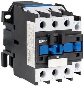 Пускатель электромагнитный ПМЛ-2160ДМ 32А 230В Basic EKF pml-s-32-230-basic