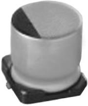 UUD1E330MCL1GS, Cap Aluminum Lytic 33uF 25V 20% (6.3 X 5.8mm) SMD 230mA 2000h 105°C Automotive T/R