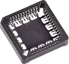 Фото 1/2 8432-21B1-RK-TR, Conn PLCC Socket SKT 32 POS 1.27mm Solder ST SMD T/R