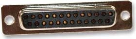 171-050-213R001, Разъем D Sub, DB50, Standard, Гнездо, Серия 171, 50 контакт(-ов), DD, Пайка