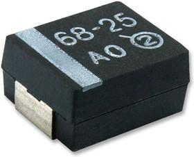 TR3W107M025C0150, Surface Mount Tantalum Capacitor, TANTAMOUNT®, 100 мкФ, 25 В, 2924 [7361 Метрический], Серия TR3
