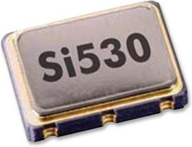Фото 1/2 530BC156M250DG, Кварцевый генератор, 156.25МГц, 20млн-1, SMD, 7мм x 5мм, 3.3В, Si530 серия