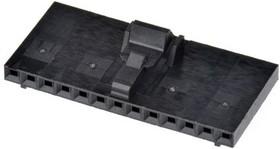 1-104257-2, Conn Housing RCP 13 POS 2.54mm Crimp ST Cable Mount Bag