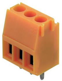 1845050000, Клеммная колодка типа провод к плате, 3.5 мм, 6 вывод(-ов), 28 AWG, 14 AWG, 1.5 мм², Винт