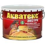АКВАТЕКС -ЭКСТРА КАШТАН 10 Л 13883