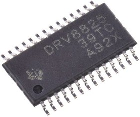 DRV8825PWP, 2.5A STEPPER MOTOR DRIVER HTSSOP28