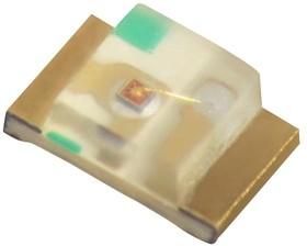 KPT-2012LVSYCK-J3-PRV, Светодиод, 2мм x 1.25мм, Желтый, SMD (Поверхностный Монтаж), 0805, 2 мА, 1.85 В, 590 нм