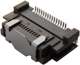 53627-0374, Составной разъем платы, SlimStack 53627 Series, 30 контакт(-ов), Штыревой Разъем, 0.635 мм
