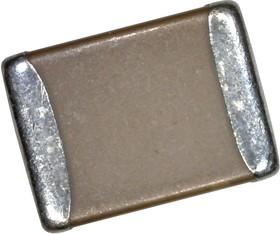Фото 1/2 C1812C222KGRACTU, Многослойный керамический конденсатор, высокое напряжение, 2200 пФ, 2 кВ, 1812 [4532 Метрический]