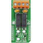 Фото 6/6 MIKROE-1370, RELAY click, Релейный модуль 5A 250VAC/30VDC форм-фактора mikroBUS