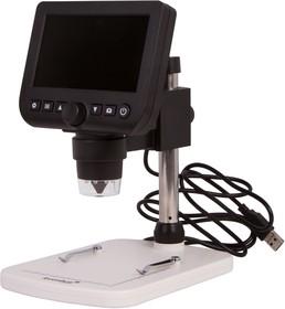 74768, Микроскоп цифровой Levenhuk DTX 350 LCD