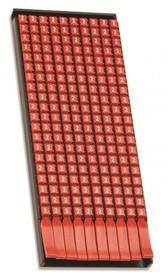 Маркер для кабеля сечением 0.5-1.5мм символ (1) (200шт)